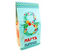 Чай «С 8 марта» (голубой)
