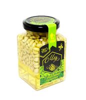 Акациевый мёд с кедровым ядрышком (300г)