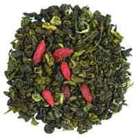 Зеленый чай с ягодой Годжи