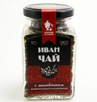 Иван-чай с шиповником в банке (гранул.)