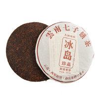 """Шу Пуэр блин """"Бань Чжан Гушу (Мэнхай)"""" (2006 год), 357 г"""